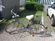 Hercules Europha Marken Fahrrad Tiefeinsteiger