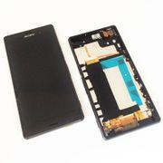 SONY Z3 Display mit Rahmen