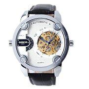 Herren Armband Uhr Automatik mechanisch