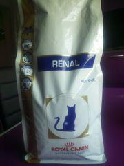Katzenfutter Royal Canin Renal