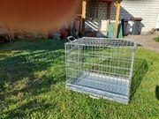 Hunde-Transportbox -käfig aus Metall