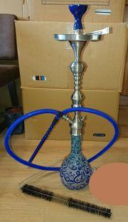 Shisha Aladin Kairo Blau 80