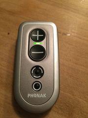 Hörgeräte Fernbedienung Pilot One Phonak