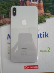 iPhone XS Max 64GB Silber