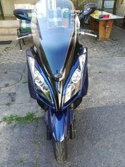 Kymco Downtown 300i ABS blau