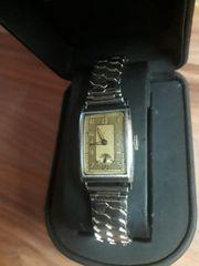 Vintage Wagner R W Armbanduhr