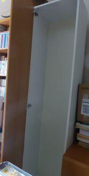 Hochschrank PAX Korpus weiß Tür