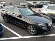 Mercedes E350 Bluetec EURO 6