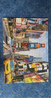 Puzzle 1000 Teile Mini New