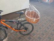 Fahrradkorb für Hunde Hundekorb Hundefahrradkorb