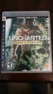 PS3 Uncharted Drake s Fortune