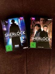 Sherlock Holmes DVDs Staffeln 1-3