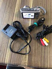Panasonic Lumix Digitalkamera DMC TZ7