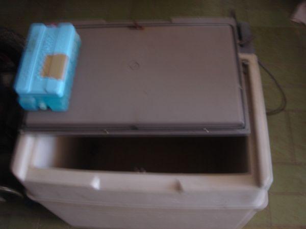 Kühlbox mit 220 Volt und