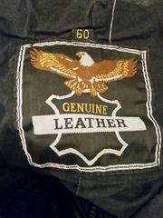 MotorradHose Leder Gr 60