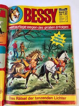 Bessy Comics: Kleinanzeigen aus Tamm - Rubrik Comics, Science fiction, Fantasy, Abenteuer, Krimis, Western