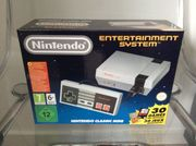 Neue Nintendo Entertainment System Konsole