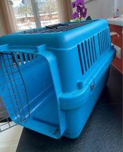 Tierbox Hundebox Katzenbox - neuwertig
