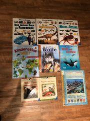 Bücherpaket Sachbücher Kinder