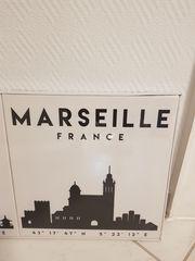 Bild Leinwand Marseille und oder