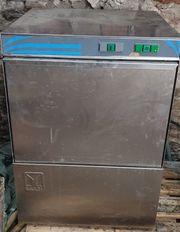 hochwertige Edelstahl Geschirrspühlmaschine mit Untergestell