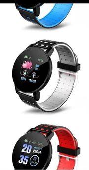 119 Plus Smart Uhr Druck