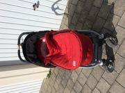Teutonia Cosmo Kinderwagen Buggy - mit