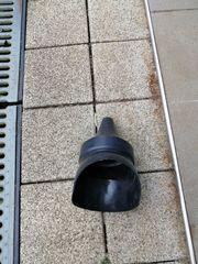 Manschette für TV-Mast auf Dach