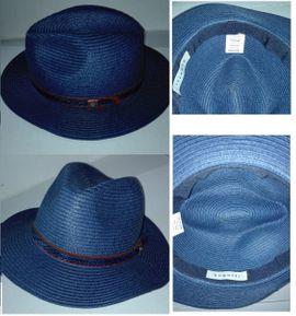 Herrenbekleidung - Herrenhut BUGATTI Gr 57 blau