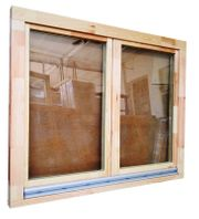 Holzfenster 150x120 cm Europrofil Kiefer
