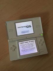 Nintendo DS Lite inkl Spielesammlung