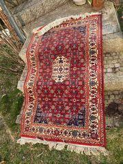 Handgeknüpfter Orientteppich aus Jaipur 160x93cm