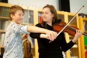 Geigenunterricht Violin lessons Berlin
