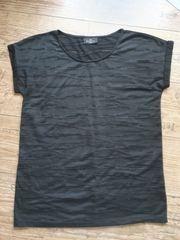 Top Shirt schwarz Gr S