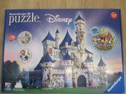 3D-Puzzle Disney Schloss von Ravensburger