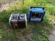 2 Generatoren und ein Stromumwandler