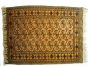 Orientteppich Tekke antik superfein TOP