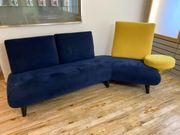 Hochwertige Couch in tollem Design