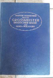 Großmeister deutscher Musik Bd 30