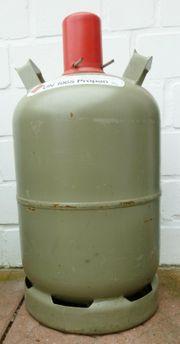 Verkaufe Gasflasche 11 kg Voll