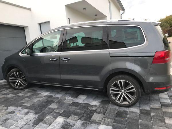 VW Sharan 1 4 mit
