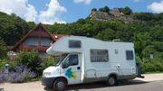 Knaus Wohnmobil C 595