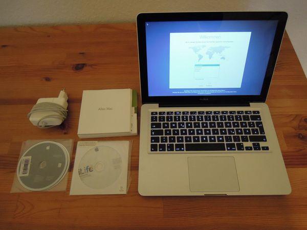 Macbook 13 Aluminium Ende 2008