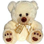 Teddybär samtweiches Plüsch 34cm groß