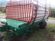 Ladewagen Steyr Hamster 8025