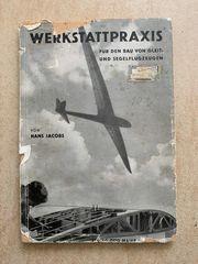 historische Fachliteratur Segelflugzeugbau ab den