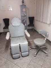 Ionto Comed elektrischer Fußpflegestuhl und