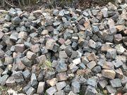 Basalt Kopfsteinpflaster