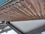 Welleternit Abdeckungen Dach