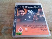 The orange Box mit Half-Life